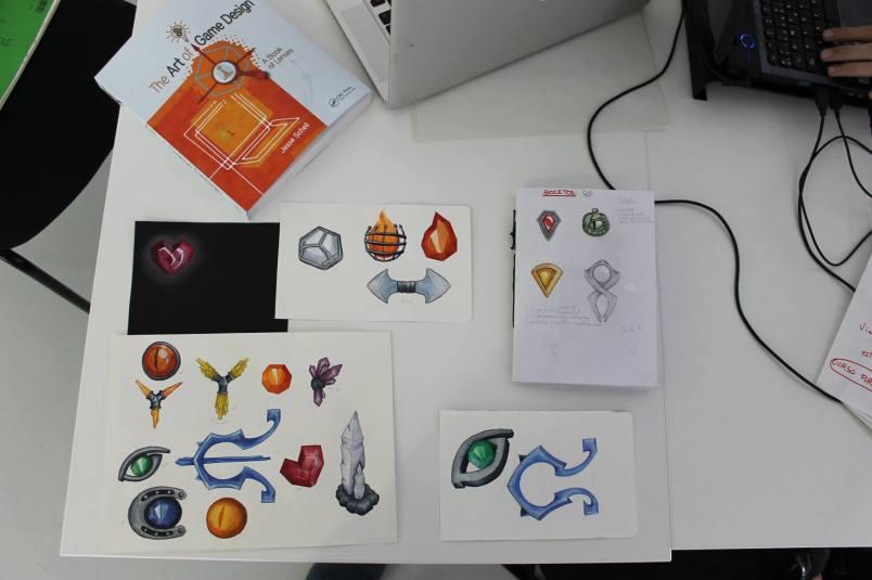 Trinket Trick - concept art