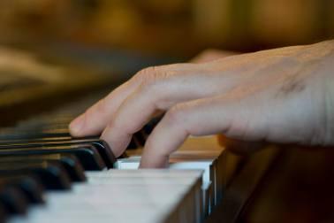Ignacio Falcón - piano - music composer