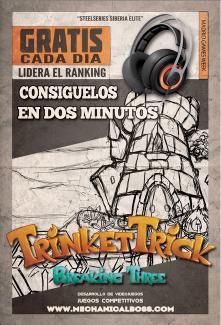 trinket trick - Mechanical Boss - cartel