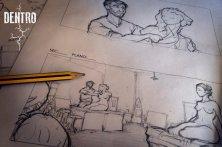 Dentro storyboard