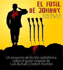 El fusil de Johnny - cartel